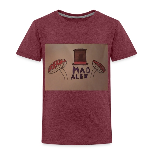 Mad Alex Logo - Kids' Premium T-Shirt