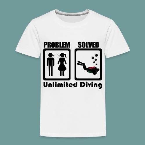 problem - T-shirt Premium Enfant