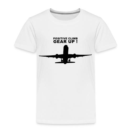 Positive Climb Gear Up - T-shirt Premium Enfant