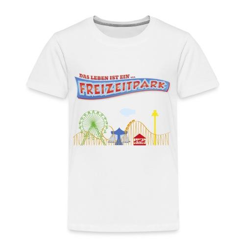 Das Leben ist ein Freizeitpark - Kinder Premium T-Shirt