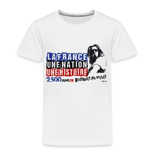 Vercingétorix - T-shirt Premium Enfant