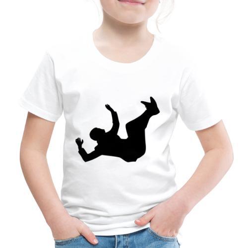 Fallender Mann - Kinder Premium T-Shirt