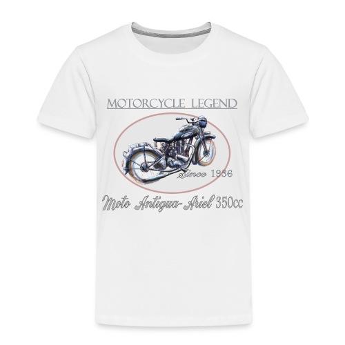 MOTO antigua ariel - T-shirt Premium Enfant