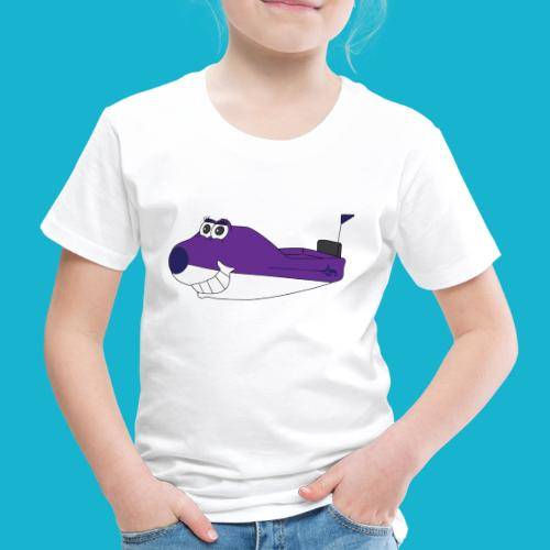 Flo - Kids' Premium T-Shirt