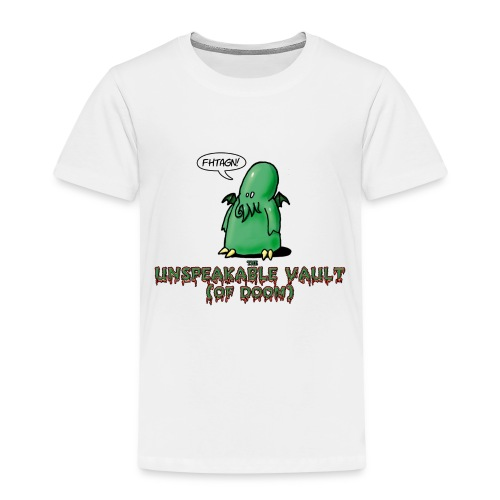 Unspeakable Vault (of Doom) - T-shirt Premium Enfant