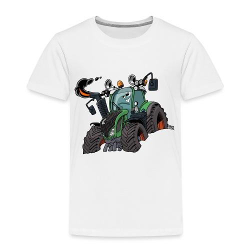 F 718Vario zonder kar - Kinderen Premium T-shirt