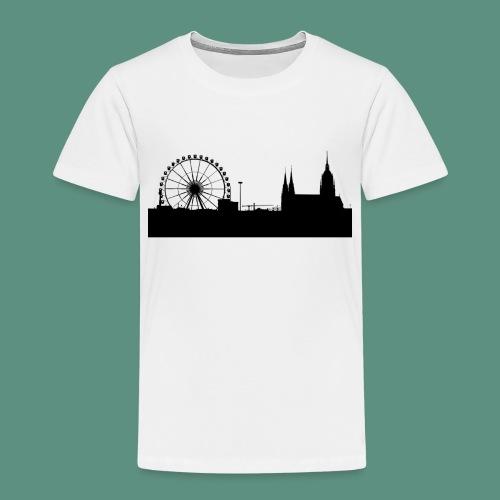 Bavaria skyline - Kinder Premium T-Shirt