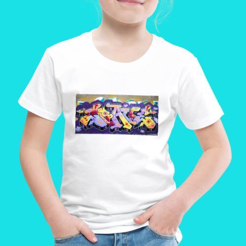 streetart 8 Henk Adriani Fotografie - Kinderen Premium T-shirt