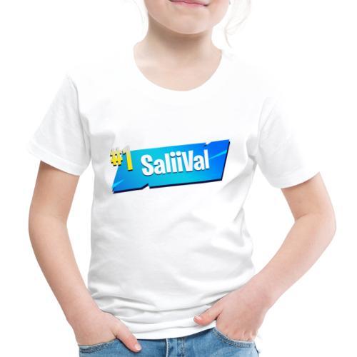 SaliiVal Epic Win - Kinder Premium T-Shirt