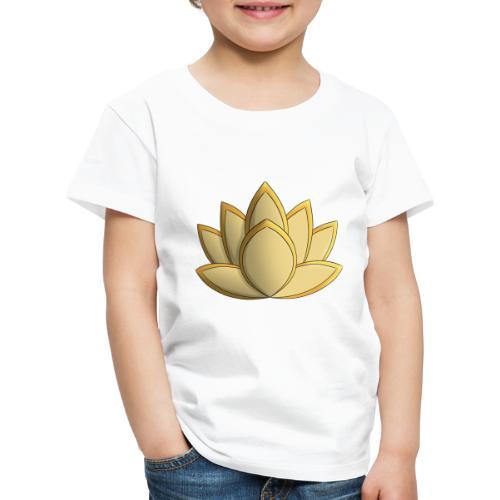Lotus - T-shirt Premium Enfant