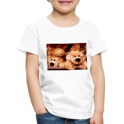 Glücksbären - Kinder Premium T-Shirt