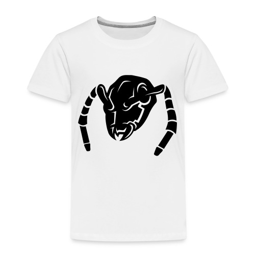 logostecker aermel - Kinder Premium T-Shirt