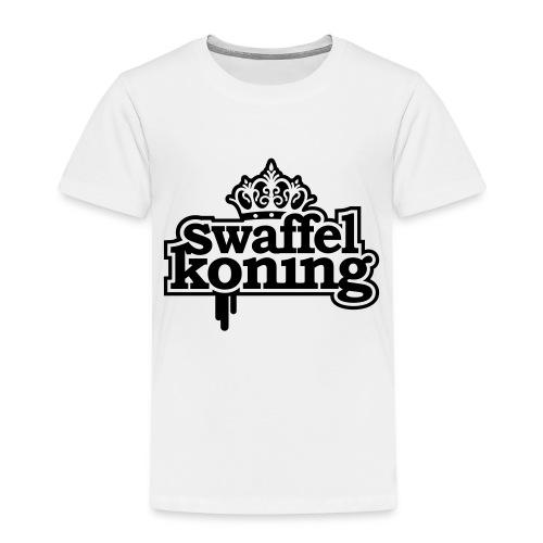 SwaffelKoning - Kinderen Premium T-shirt