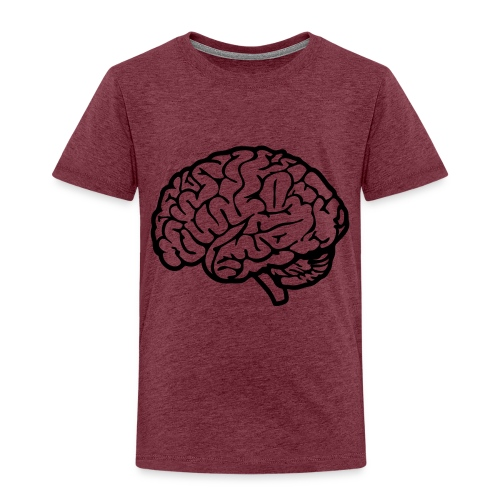 cerveau - T-shirt Premium Enfant