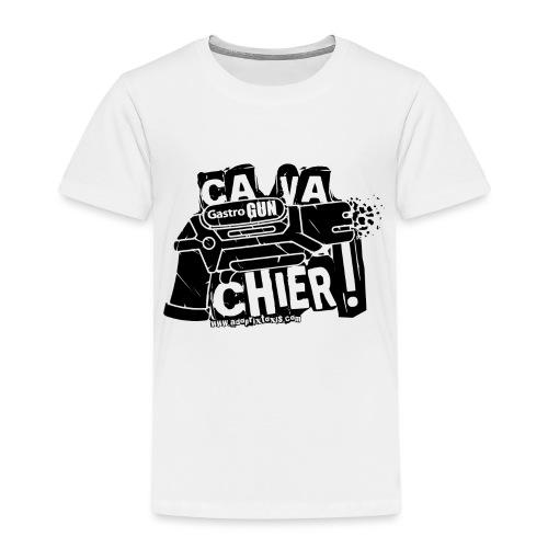 gastrogun - T-shirt Premium Enfant