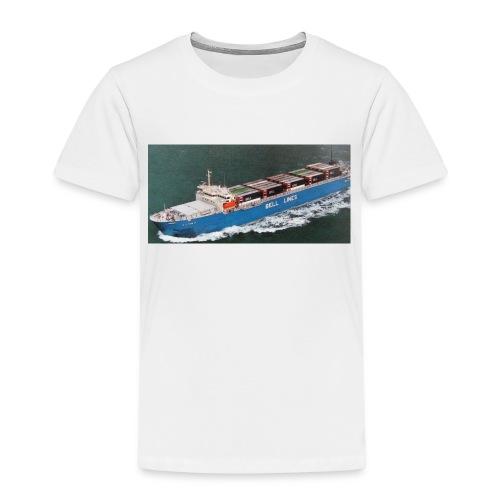 Bell Pioneer jpg - Kinderen Premium T-shirt