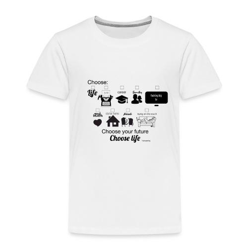 trainspotting - Camiseta premium niño