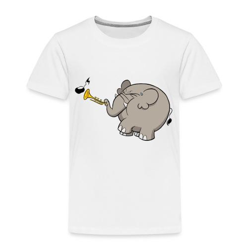Ngumbe trompetet - Kinder Premium T-Shirt