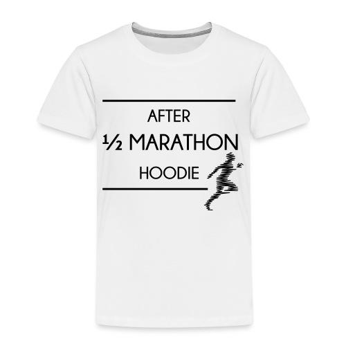 Halfmarathon - Kinder Premium T-Shirt