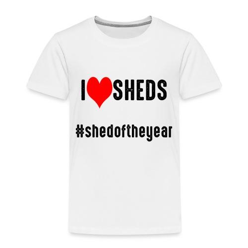 #shedoftheyear - Kids' Premium T-Shirt