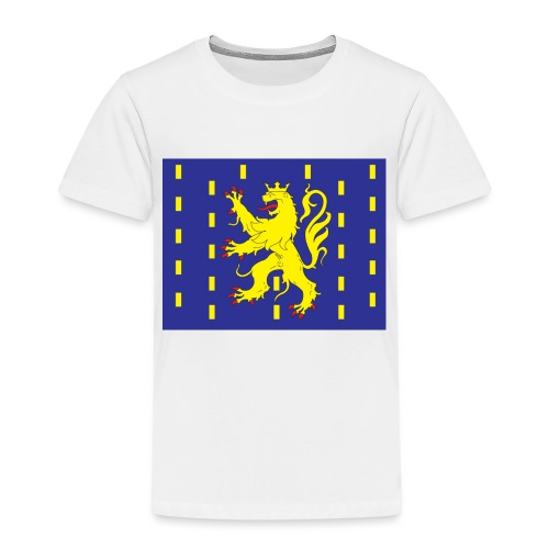 Franche Comté - T-shirt Premium Enfant