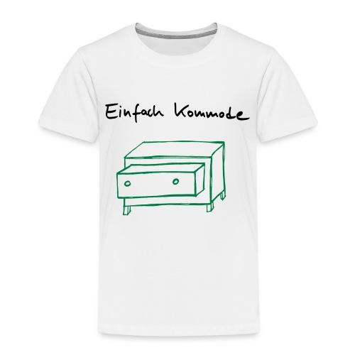 Einfach Kommode - Kinder Premium T-Shirt