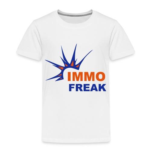 IMMO FREAK - Kinder Premium T-Shirt