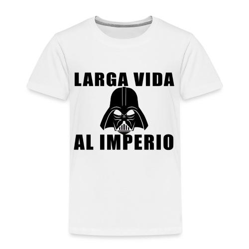 LARGA VIDA AL IMPERIO - Camiseta premium niño