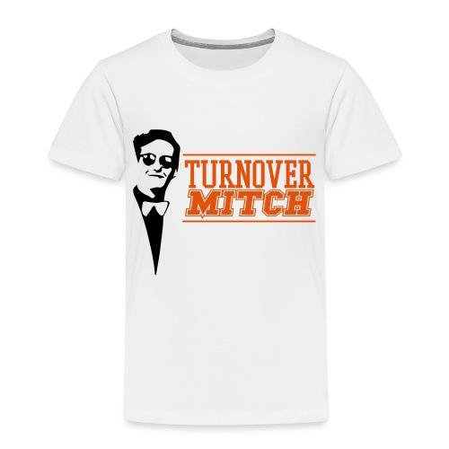 TurnoverMitch - Kinderen Premium T-shirt