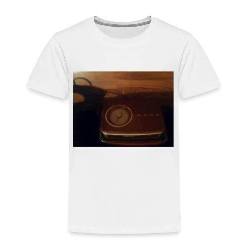 20180112 083300 - Børne premium T-shirt
