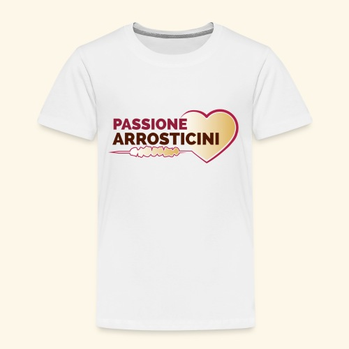 PASSIONE ARROSTICINI - Maglietta Premium per bambini
