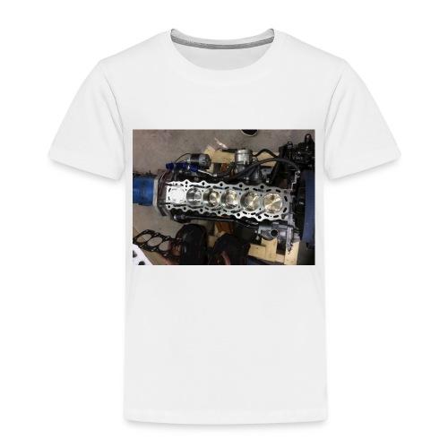 Motor tröja - Premium-T-shirt barn