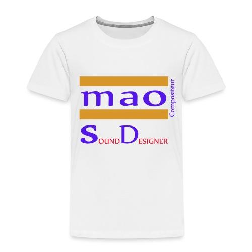 design boutique mao compo - T-shirt Premium Enfant