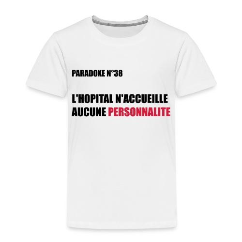 PARADOXE HOPITAL - T-shirt Premium Enfant