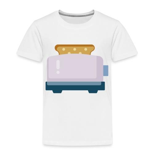 Toaster - Kinderen Premium T-shirt
