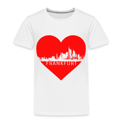 It's in my Heart - Kinder Premium T-Shirt