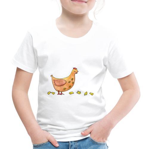Mère poule - T-shirt Premium Enfant