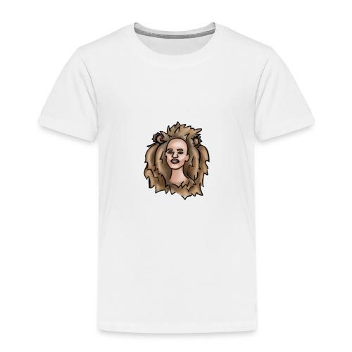 lionlady - Kinderen Premium T-shirt