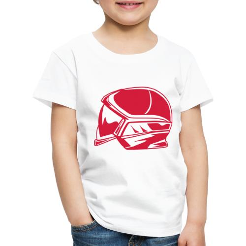 new casque - T-shirt Premium Enfant