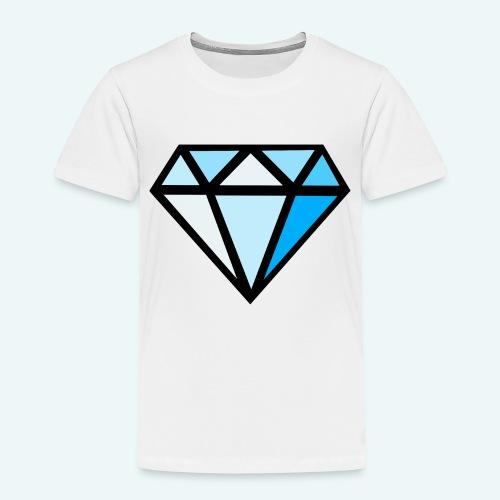 FCTimantti logo ilman tekstia - Lasten premium t-paita