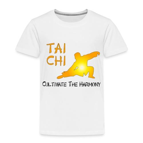 Tai Chi - Cultivate The Harmony - Kids' Premium T-Shirt