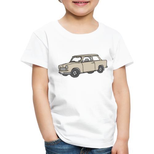 Trabi, Trabant (papyrus) - Kinder Premium T-Shirt