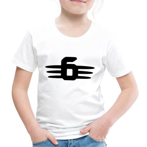6 INLINE K1600GT K1600GTL K1600B K1600BA - Kinder Premium T-Shirt