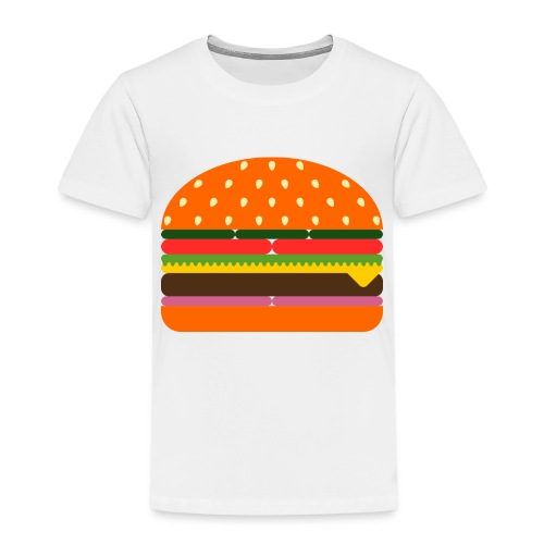 burger 3437618 - Kinder Premium T-Shirt