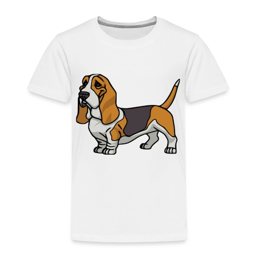 Dackel - Kinder Premium T-Shirt