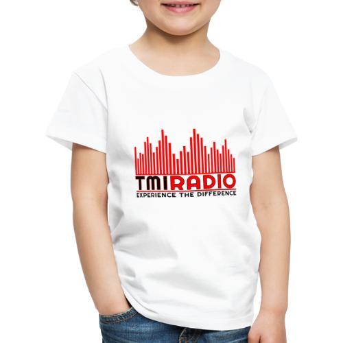 NEW TMI LOGO RED AND BLACK 2000 - Kids' Premium T-Shirt