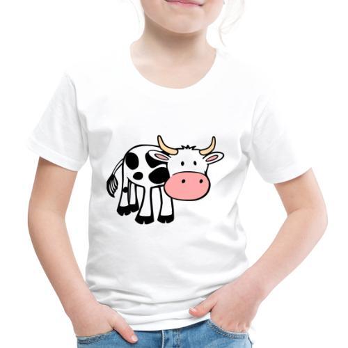 Cow - Camiseta premium niño