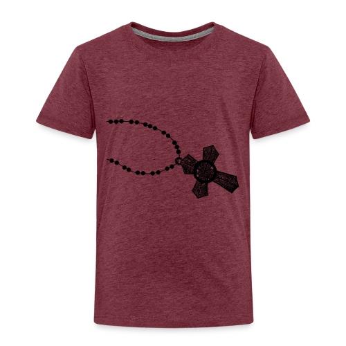 kruis 2 png - Kinderen Premium T-shirt
