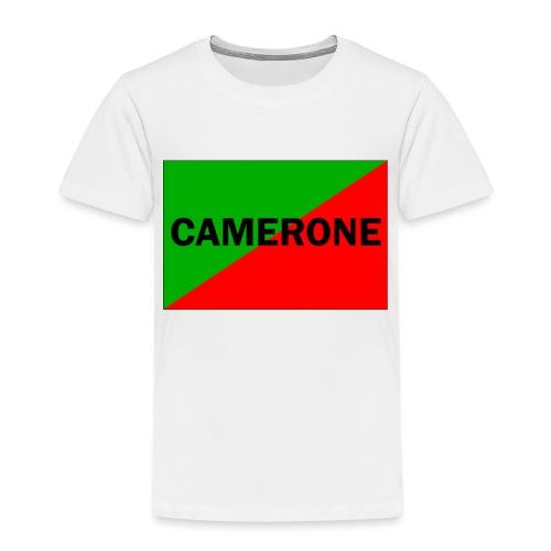 Camerone - T-shirt Premium Enfant