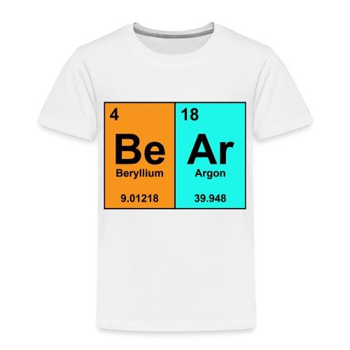 Science Bear Tee - Kids' Premium T-Shirt